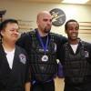 sparring participants